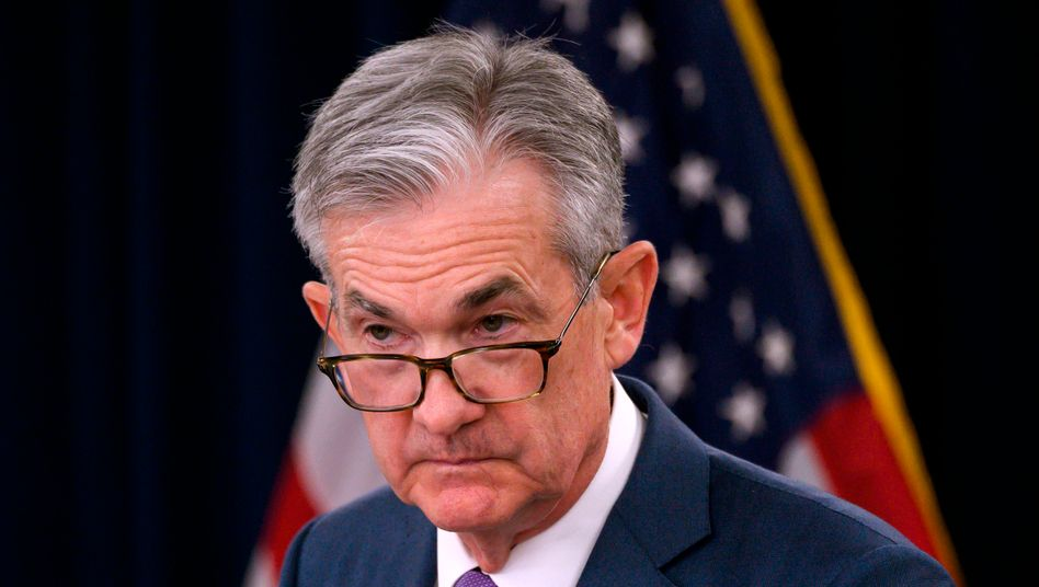 Fed Chef Jerome Powell: Im Gegensatz zur EZB hat die Fed noch Spielraum für Zinssenkungen
