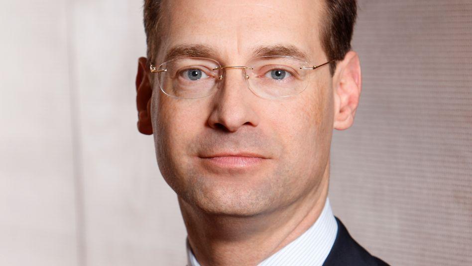 """Allianz-Chef Oliver Bäte: """"Das schadet uns, unseren Kunden und der ganzen Volkswirtschaft"""""""