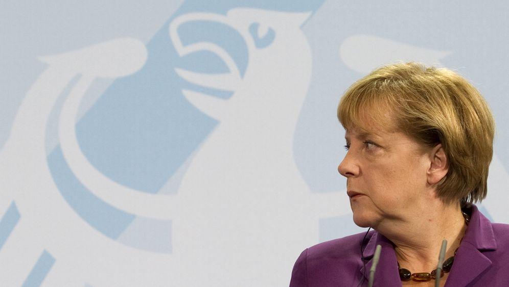 Einer von acht: Eine Riege von Spitzenbeamten muss jetzt Europas Wirtschaft retten