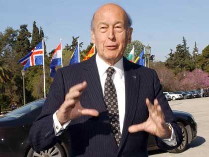 Valéry Giscard d'Estaing: Vater der (vorerst) gescheiterten EU-Verfassung