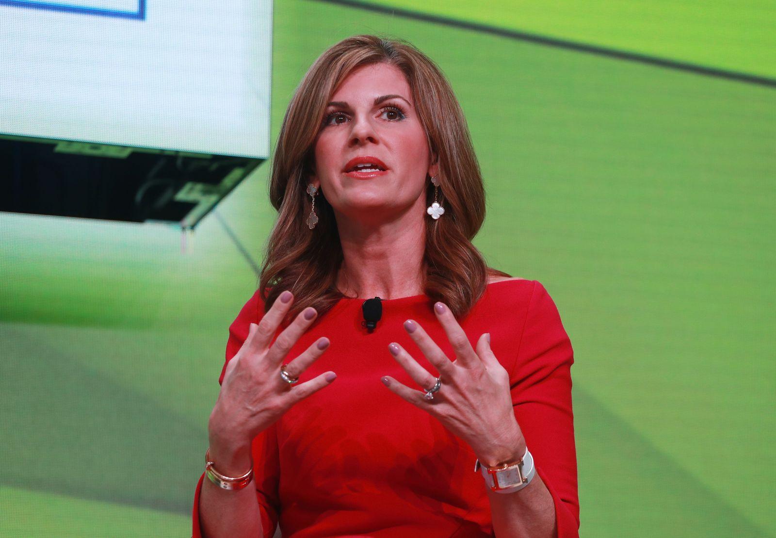 Wirschaft/ SAP/ Jennifer Morgan