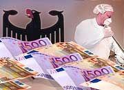 Zwangsversicherung: Wer die Lohnnebenkosten dauerhaft senken will, muss die Ausgaben senken