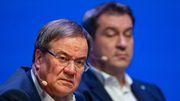 CDU-Chef Laschet will K-Frage schnell beantworten
