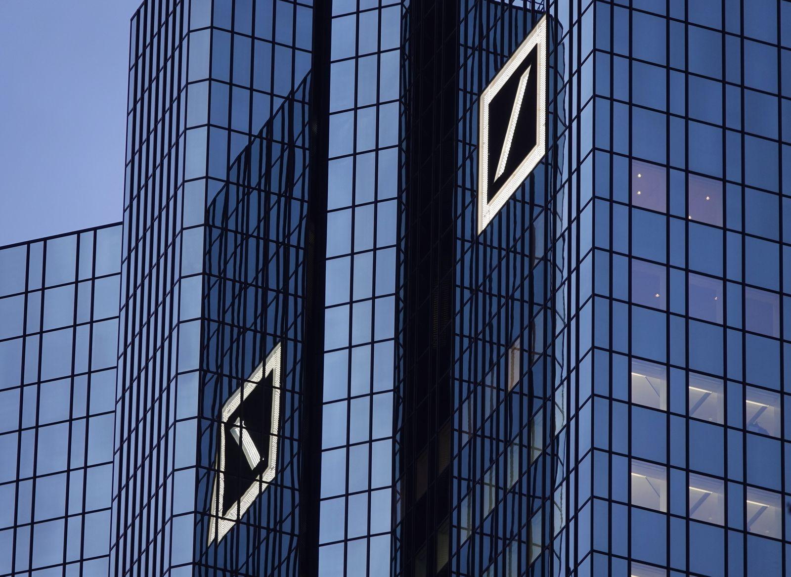 Deutsche Bank reports best Q1 figures since seven years
