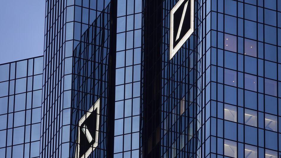 Deutsche Bank: Der Sonderbeauftragte has not yet left the building