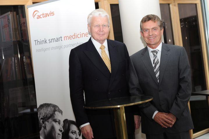 Ex-Ratiopharm-Chef Albrecht übernimmt die Stada-Führung
