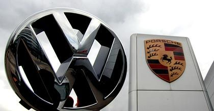 Porsche: VW kauft zunächst 42 Prozent