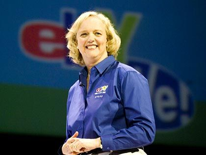 Meg Whitman: Will Ebay zum Handelshaus, Finanzdienstleister und Telefonunternehmen machen