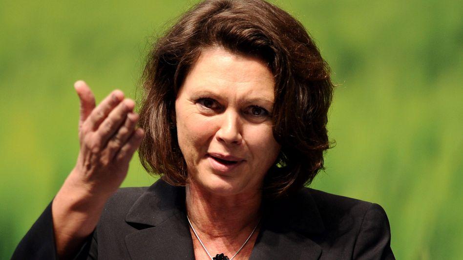 """Verbraucherschutzministerin Aigner: """"Wir fördern den Dialog. Das ist das Gegenteil von Pranger"""""""