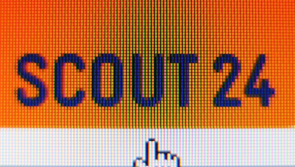 Scout24-Logo: Insgesamt will das Unternehmen Aktien im Wert von 1,69 Milliarden Euro zurückkaufen