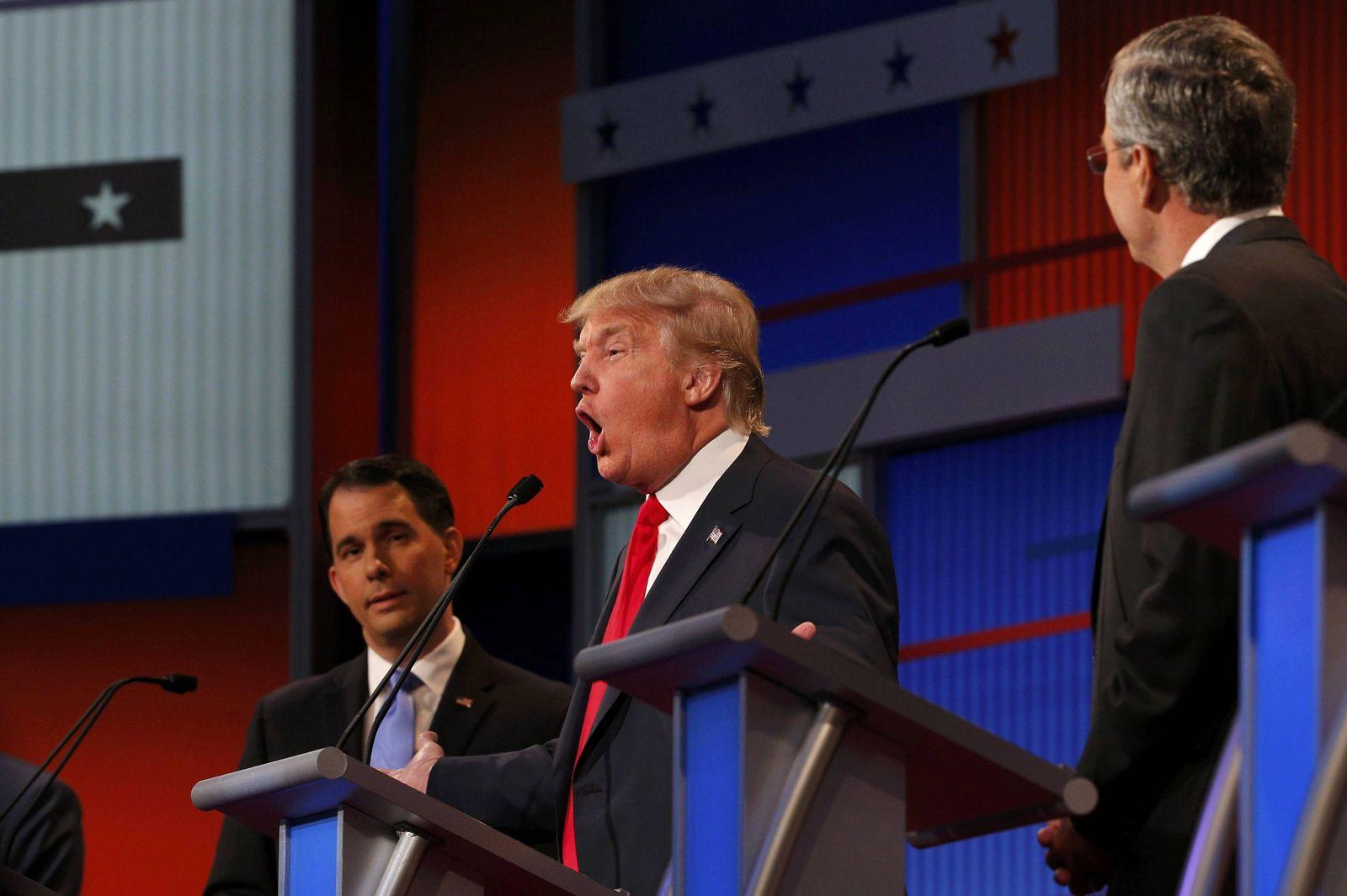 US TV-Debatte Trump