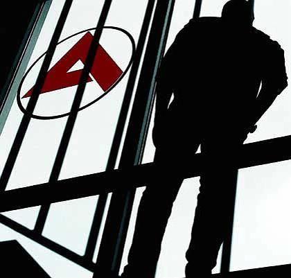 """Krisenzeiten: Die Lage auf dem Arbeitsmarkt wird sich verschlechtern, sagt der Präsident der Arbeitsagentur - """"aber nicht katastrophal""""."""