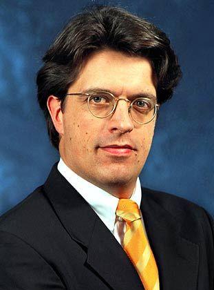 Klaus Rosenfeld (39): Dresdner Bank-Vorstand für Finanzen