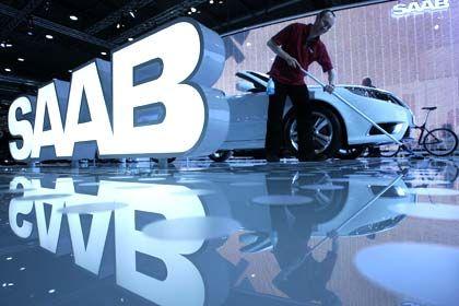 General Motors:Ausputzen bei Saab