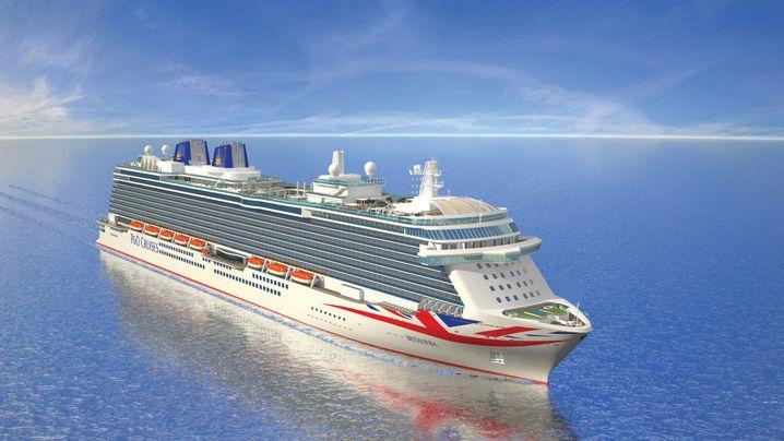 """Kunst für 1,2 Millionen Euro an Bord: Die """"Britannia"""""""