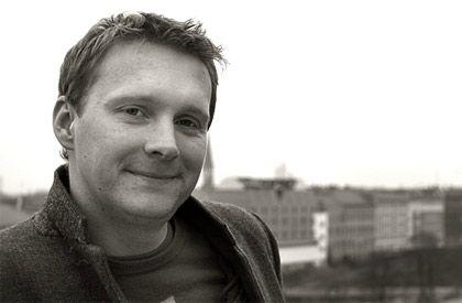 """""""100 Prozent pro Jahr"""": Lukasz Gadowski studierte noch Betriebswirtschaft an der Handelshochschule Leipzig, als er Spreadshirt 2002 gründete."""