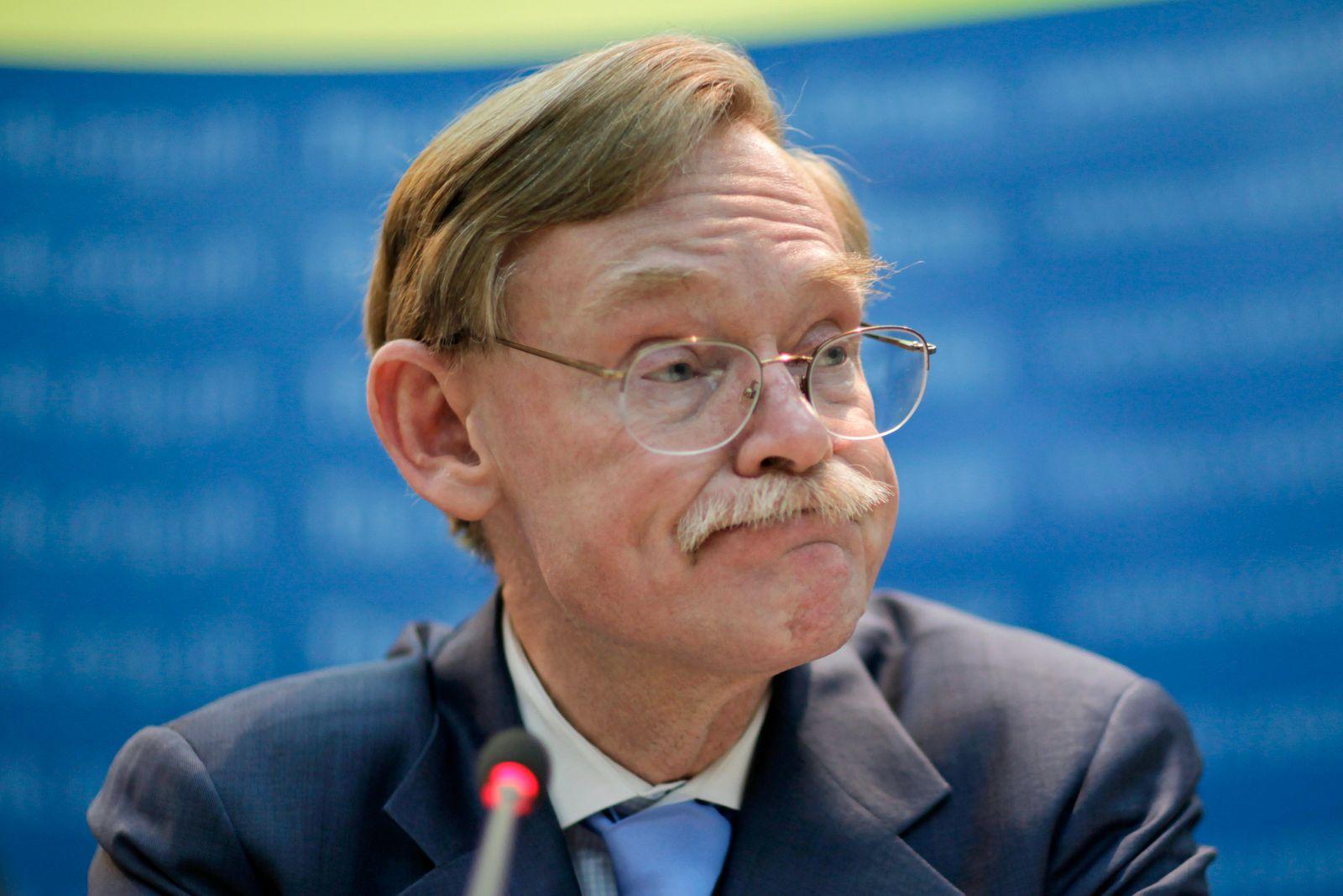 Robert Zoellick / Präsident Weltbank