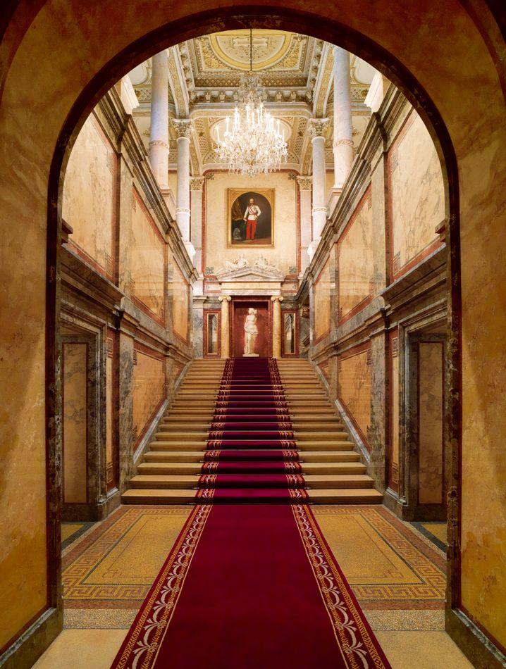 Feine Adresse n Wien: Das Hotel Imperial