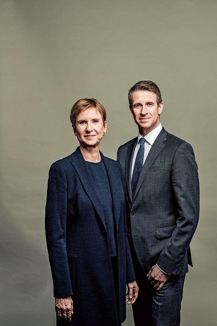 """Sündenböcke: """"Unmoralisch"""" nennt SPD-Generalsekretär Lars Klingbeildie BMW-Erben Susanne KlattenundStefan Quandt"""