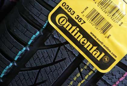 Guter Start: Continental ist gut ins Jahr gestartet und hat mit seinem Ergebnis die Erwartungen von Analysten klar übertroffen