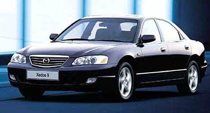 Fast untergegangen: Der in Japan erfolgreiche Xedos 9 konnte auf dem deutschen Luxus-Markt nie gegen Benz & Co. punkten