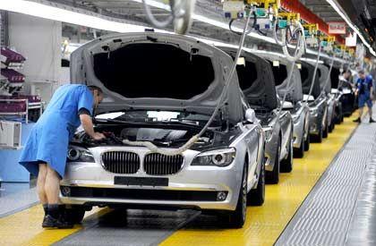 """Produktion bei BMW: """"Das Problem ist die doppelte Belastung"""""""