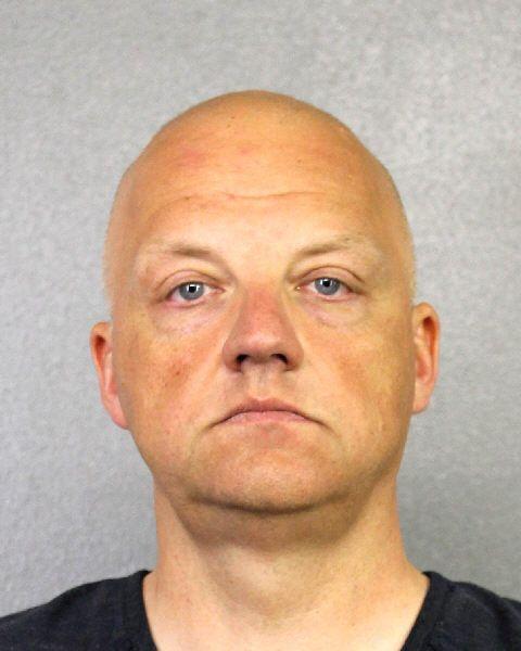 Oliver Schmidt:Gerichtsfoto des VW-Managers Schmidt nach der Festnahme