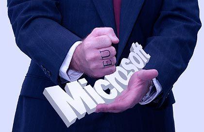 Schlappe für Microsoft: Der Softwarekonzern verliert im Kartellstreit