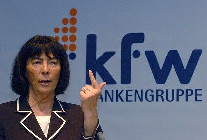 """KfW-Chefin Ingrid Matthaeus-Maier: """"Ich kann nicht sehen, wo wir etwas anders hätten mach können"""""""