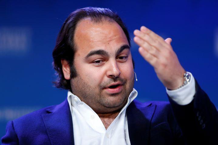 Auto1-Gründer Hakan Koç: Mit AutoScout24 könnten seine Kunden ihr Auto bald auch auf eigene Faust verkaufen.