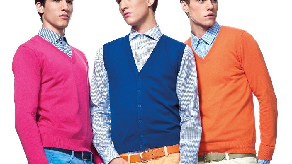 Mode: Mehr Format, mehr Männlichkeit