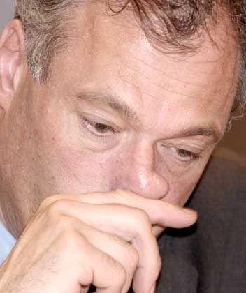 Nach Koks-Vorwürfen außer Rand und Band: Ronald Schill