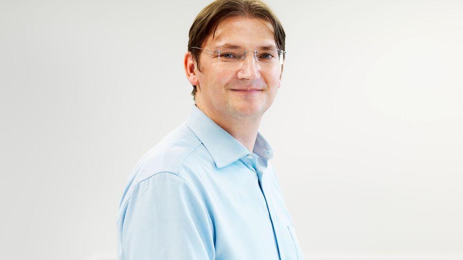 Freut sich: VW-Digitalo Johann Jungwirth.