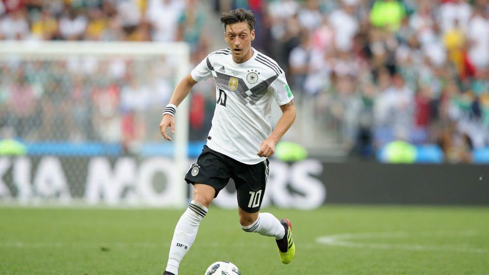 Mesut Özil: Der Missverstandene
