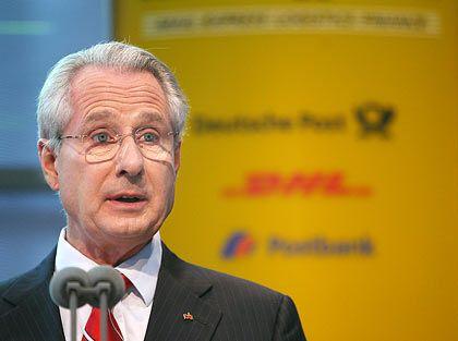 """Post-Chef Zumwinkel: Ein Medienkonzern könnte 2008 """"Minderumsätze"""" haben"""
