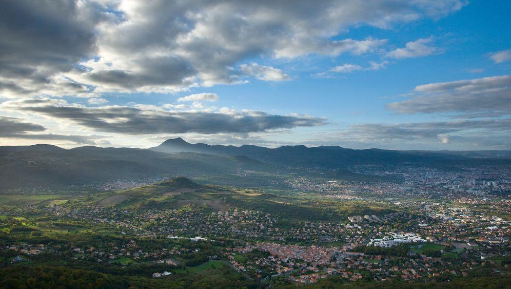 Frankreich: Vulkanlandschaft Auvergne