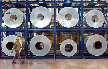 Übernahme gesichert:Aluminiumwerk von Alcan