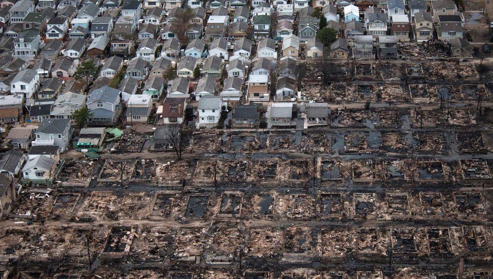 Schadensbilanz: Die fünf größten Naturkatastrophen 2012