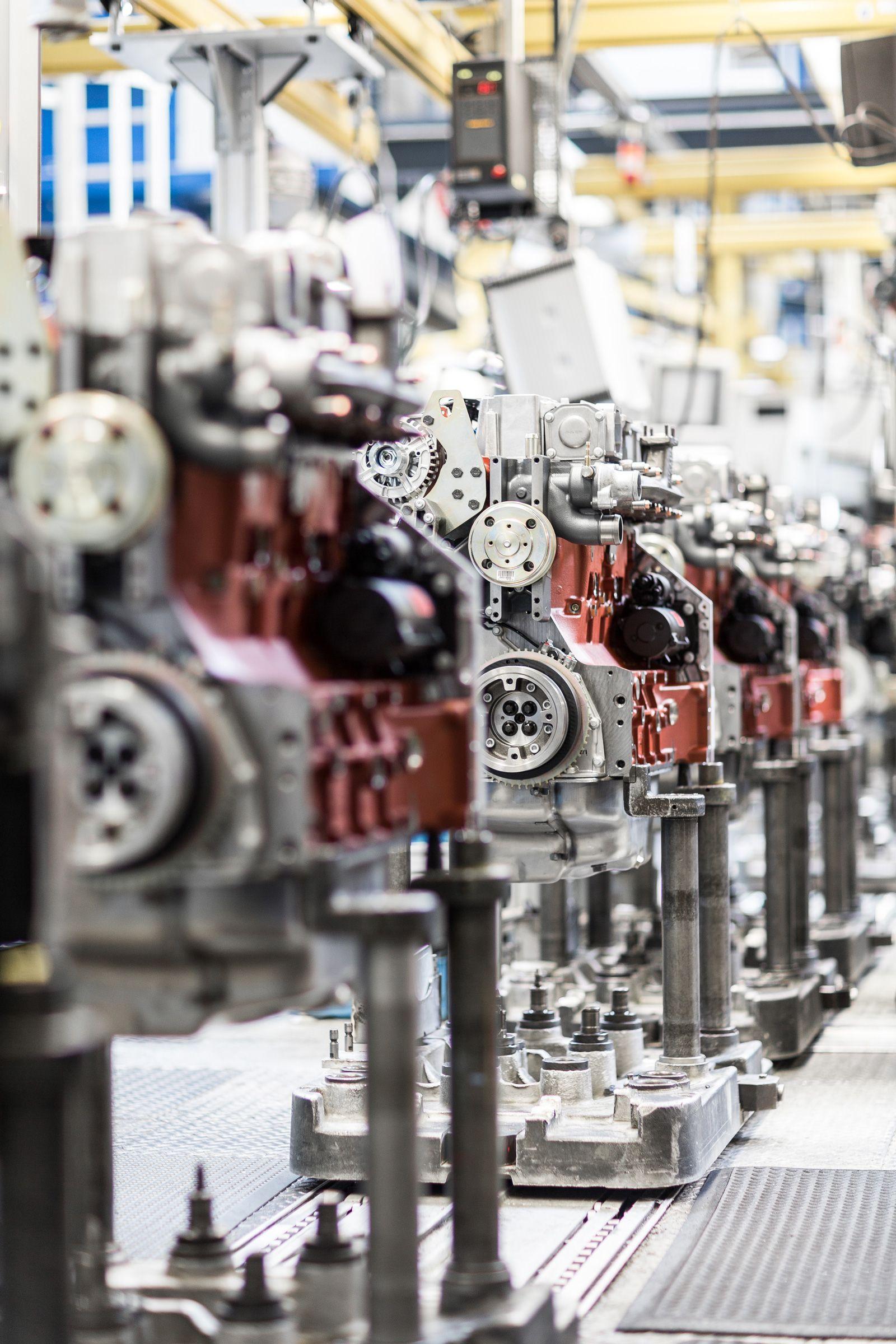 Deutz / Motorenproduktion Köln