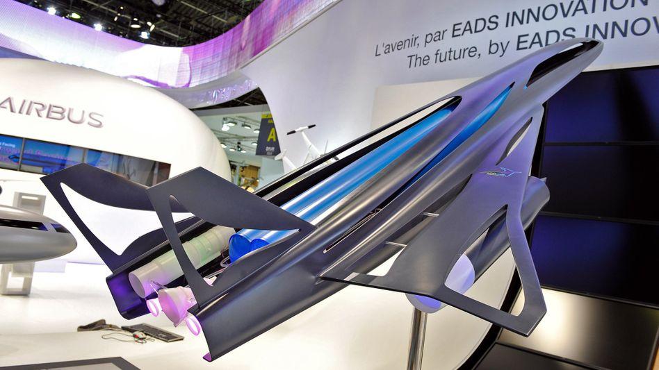 Ein Modell für die Zukunft? Das Wüstenemirat Katar möchte die 7,5-Prozent-Beteiligung am Luft- und Raumfahrt-Konzern EADS übernehmen