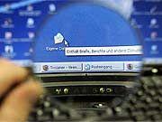 Terrorjäger im Netz unterwegs: Mithilfe der Onlinedurchsuchungen sollen Verdächtige aufgespürt werden