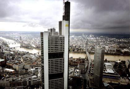 Commerzbank: 2009 wird erneut ein schwieriges Jahr