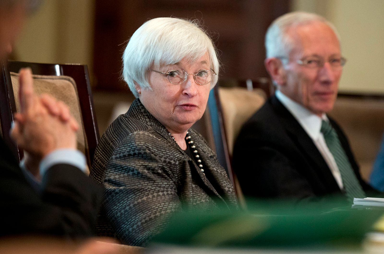 Federal Reserve / Janet Yellen / Stanley Fischer
