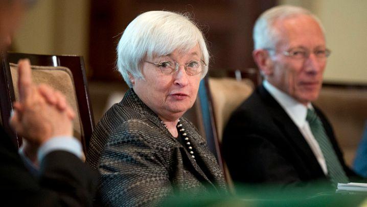 Die Entscheider der Fed: Diese Zentralbanker drehen das größte Rad der Weltwirtschaft