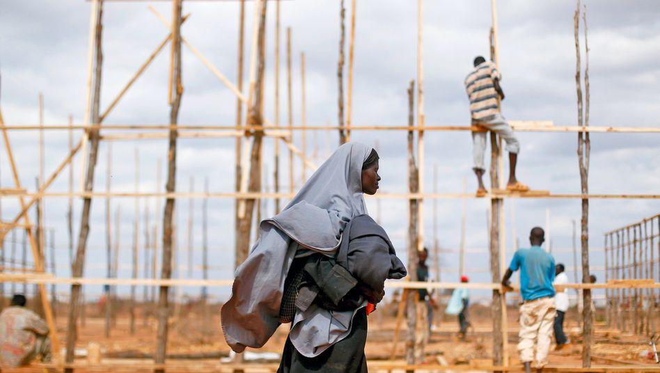 Armut in Afrika: Weltweit hungern etwa eine Milliarde Menschen