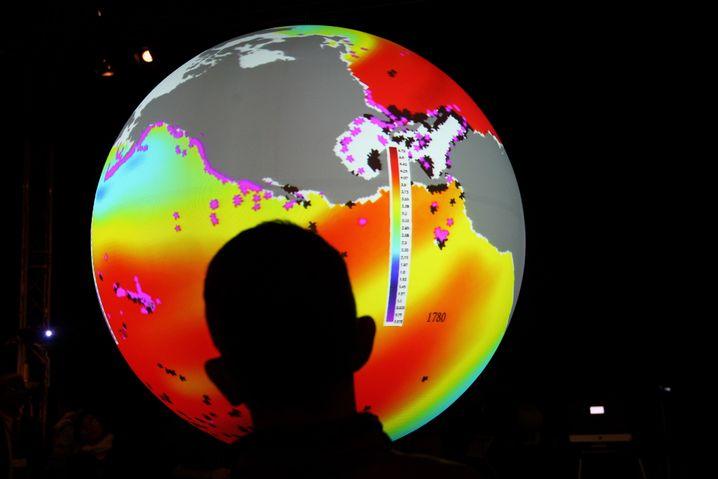 Erderwärmung: Vor dem Klimagipfel in Paris greifen US-Energiebosse ihre europäischen Kollegen an