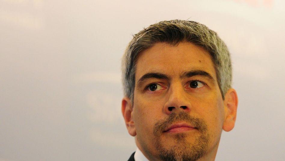 Umgarnt: Stadas Vorstandschef Matthias Wiedenfels.