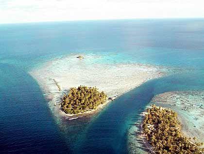 Insel Motu Fara, Französisch-Polynesien, Größe: 16.000 Quadratmeter, Kaufpreis: 1,1 Millionen US-Dollar