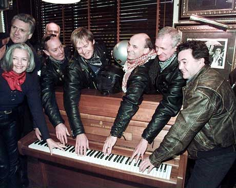 Prominentes Piano: Steinway-Klavier von John Lennon