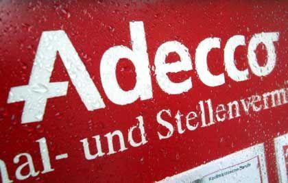 Adecco: Gründer und Großaktionär Jacobs übernimmt die Führung